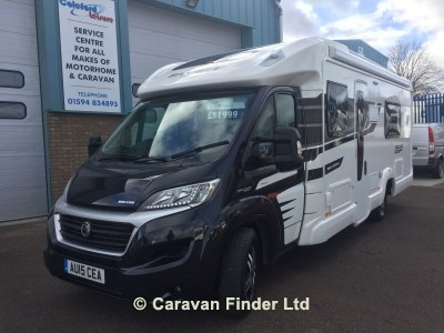 Swift Bolero 724 FB 2015 Motorhomes Photo