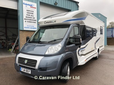 Chausson 718EB 2014 Motorhomes Photo
