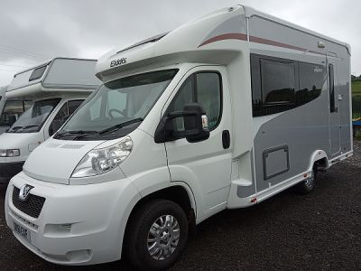 Used Elddis Aspire 215 Motorhome photo