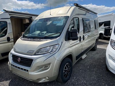 Elddis Riva Gold CV40 motorhome for sale from 3As Leisure