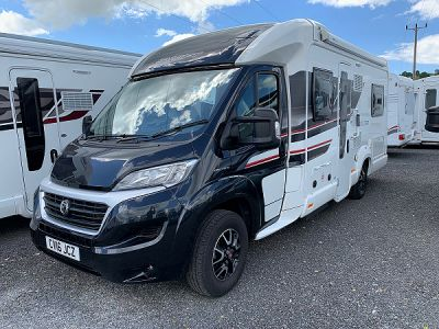 Used Swift Bolero 684FB Black Edition Motorhome photo