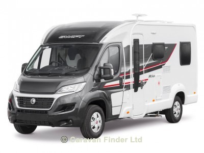 New Swift Rio 340 Lux Motorhome photo