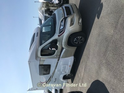 New Elddis Riva Gold 115 Motorhome photo