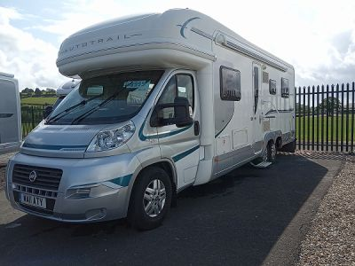 Used Autotrail Comanche High Line Motorhome photo
