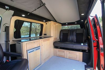 Vw Columbus motorhome for sale from Rolling Homes Campers Ltd