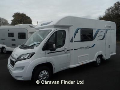 Perfect Campbells Caravans Preston Diesel Bailey Advance 635 2017 Motorhome For Sale Lancashire