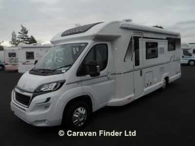 Island Bed Caravan For Sale Lancashire