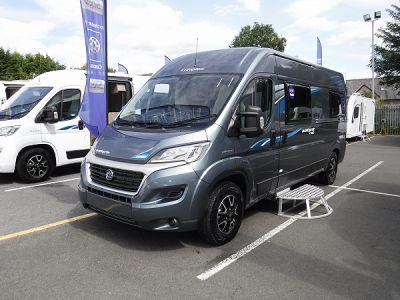 Compass Avantgarde CV60 motorhome for sale from Leeds Caravans Centre