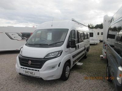 Autocruise Select 184 motorhome for sale from Dyce Caravans