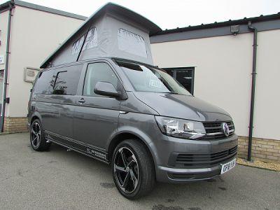 Vw Camperking motorhome for sale from Sharman Caravans Ltd