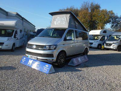 Vw Camper King Monte Carlo   motorhome for sale from Stewart Longton Motorhomes