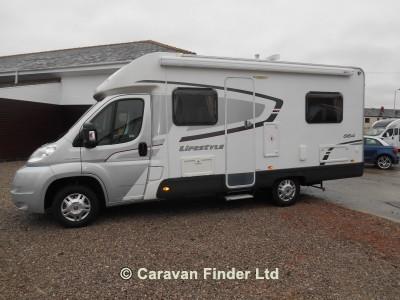 Amazing Stewart Longton Caravans Chorley Diesel Swift Lifestyle 664 2013 Motorhome For Sale Lancashire