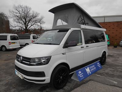 Vw Camper King St Tropez  motorhome for sale from Stewart Longton Motorhomes