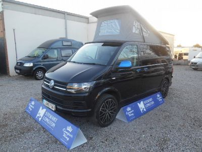 Vw Camper King Monte Carlo   motorhome for sale from Stewart Longton Motorhomes