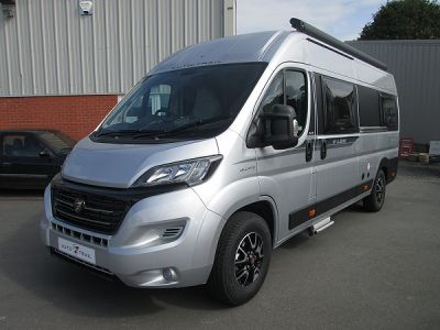 Autotrail V LINE 634 SE MEDIA PACK motorhome for sale from Pearman Briggs Motorhomes