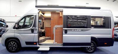 Autotrail V-LINE 635  SE MEDIA PACK motorhome for sale from Pearman Briggs Motorhomes