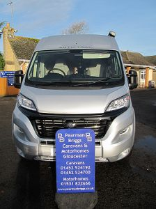 Autotrail Autotrial V-Line 635 SE motorhome for sale from Pearman Briggs Motorhomes