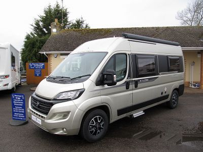 Autotrail VLINE 610 SE AUTOMATIC 9 SPEED motorhome for sale from Pearman Briggs Motorhomes