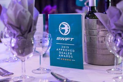Teesside Wins Swift Dealership Award  News Photo