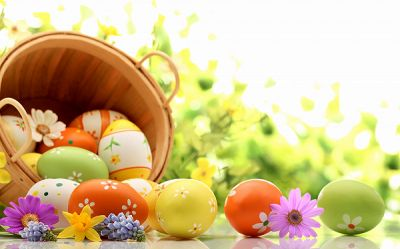 Easter Egg-stavaganza at Teesside Caravans  News Photo