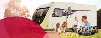 Teesside Caravans at The Lawns News Photo