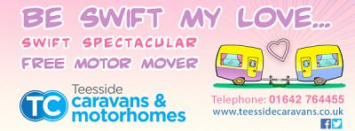 BE SWIFT & GET A FREE MOTOR MOVER News Photo