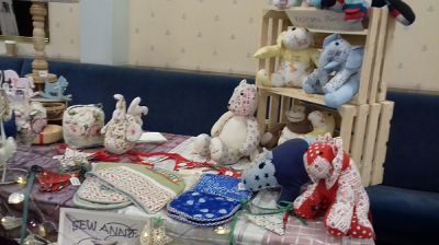 Christmas Charity Craft Fair & Farmers Market 16th Dec News Photo